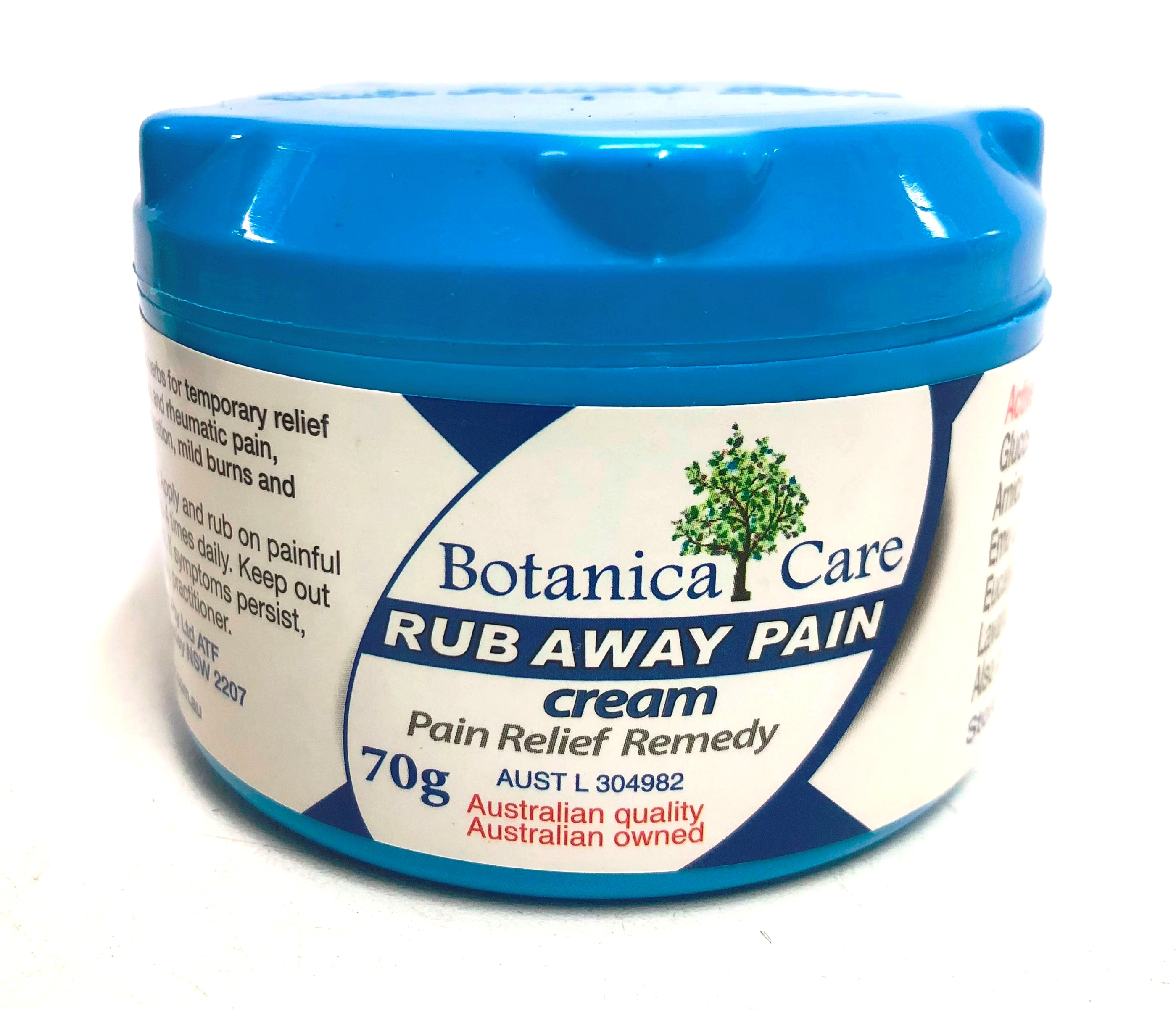 Botanical Care / RUB AWAY PAIN