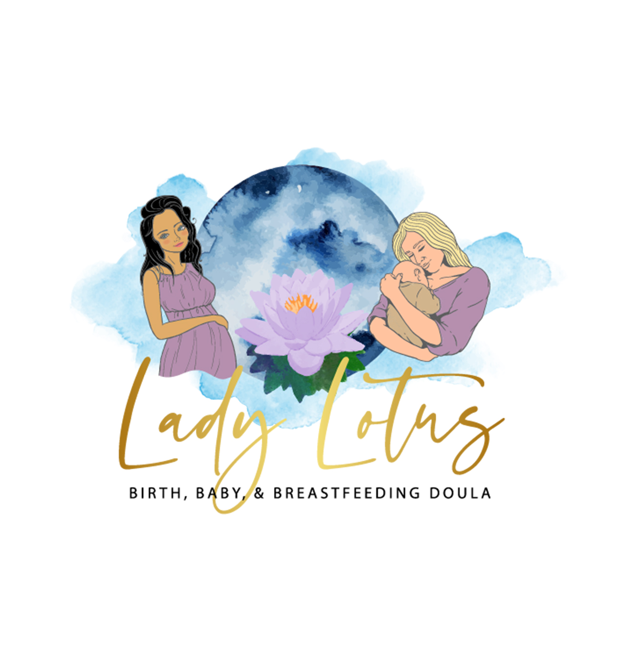 Lady Lotus Birth Baby & Breastfeeding Doula