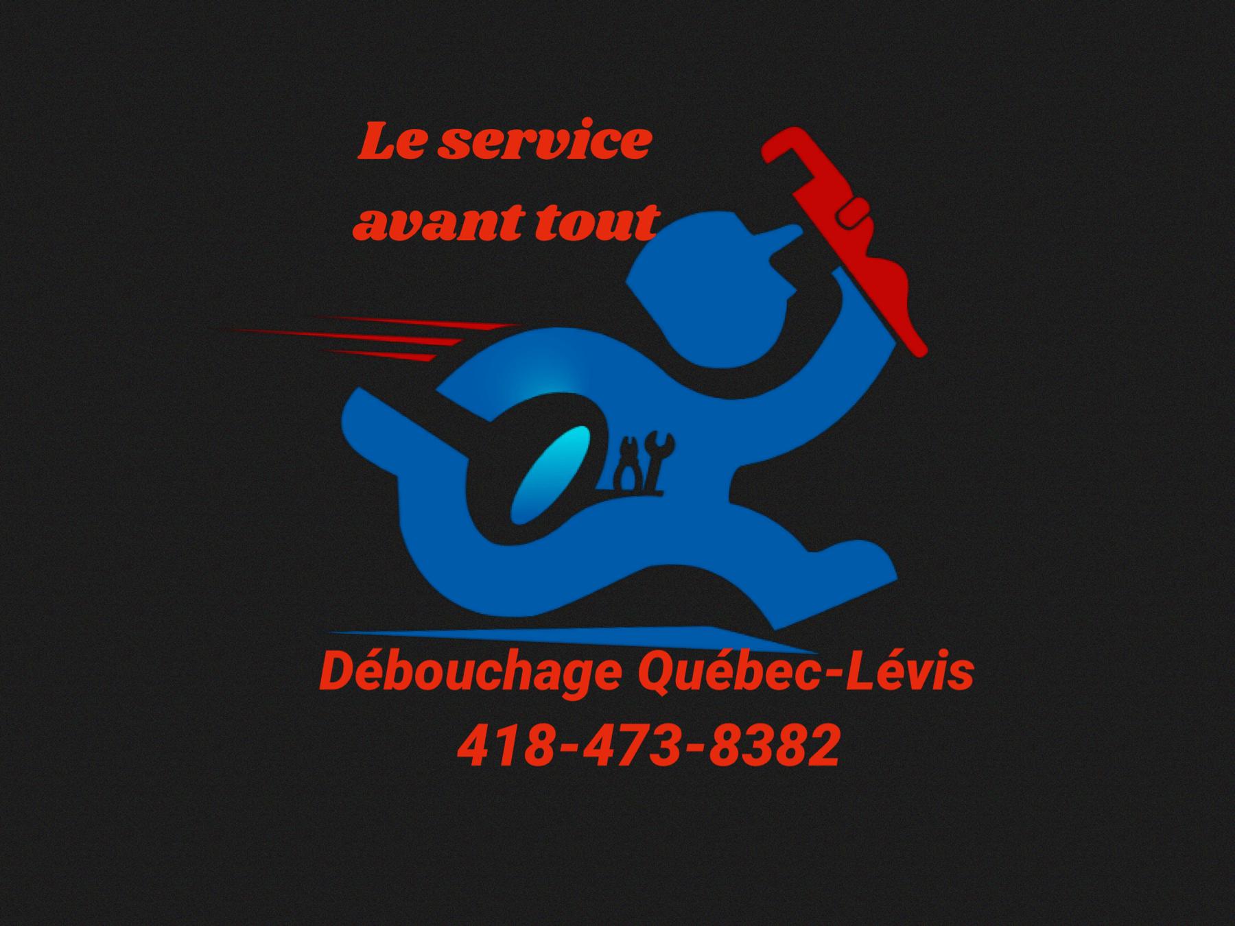 Débouchage Québec-Lévis