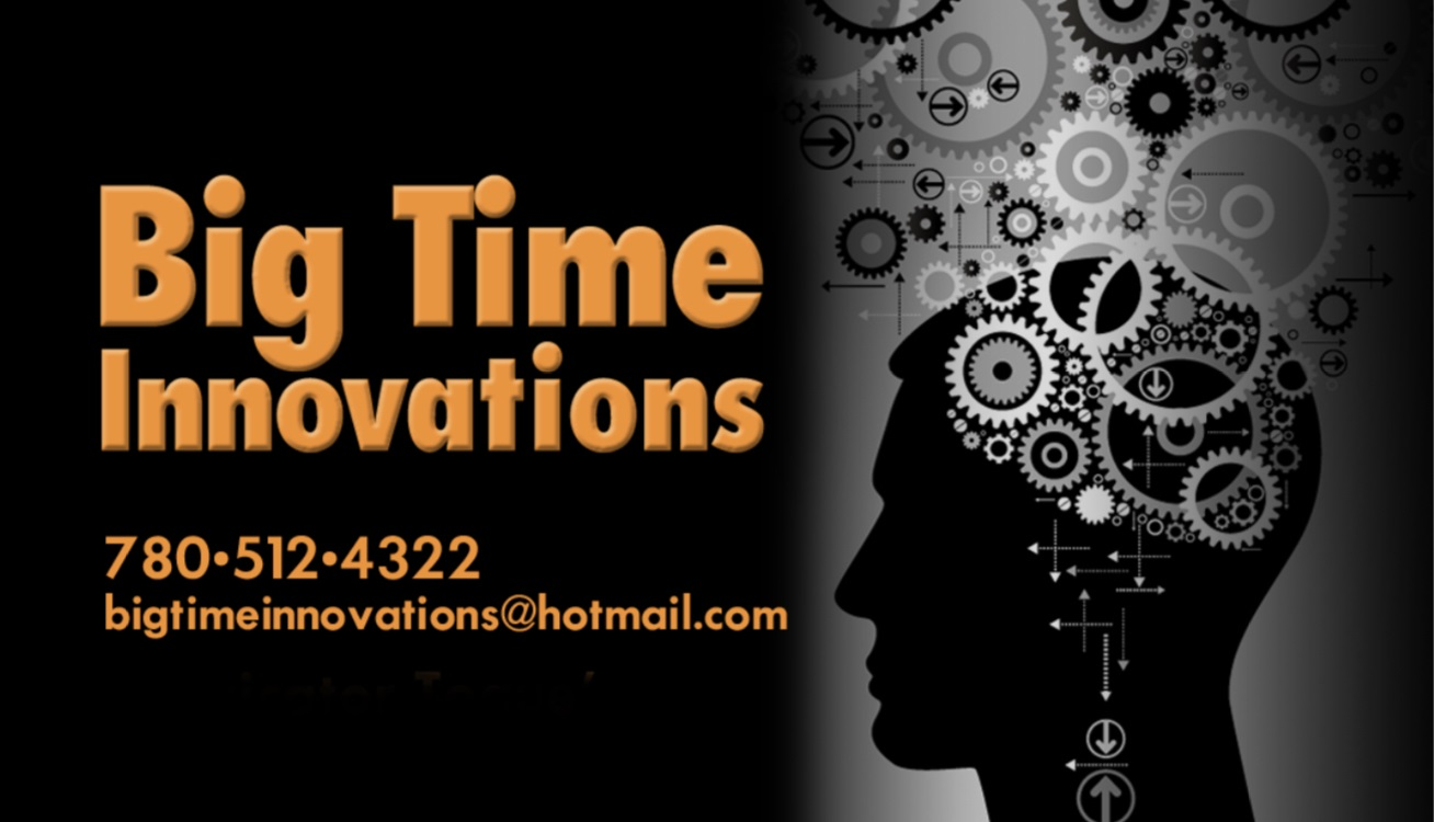 Big Time Innovations Inc.
