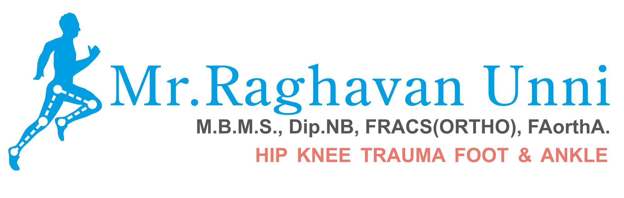 Mr Raghavan Unni
