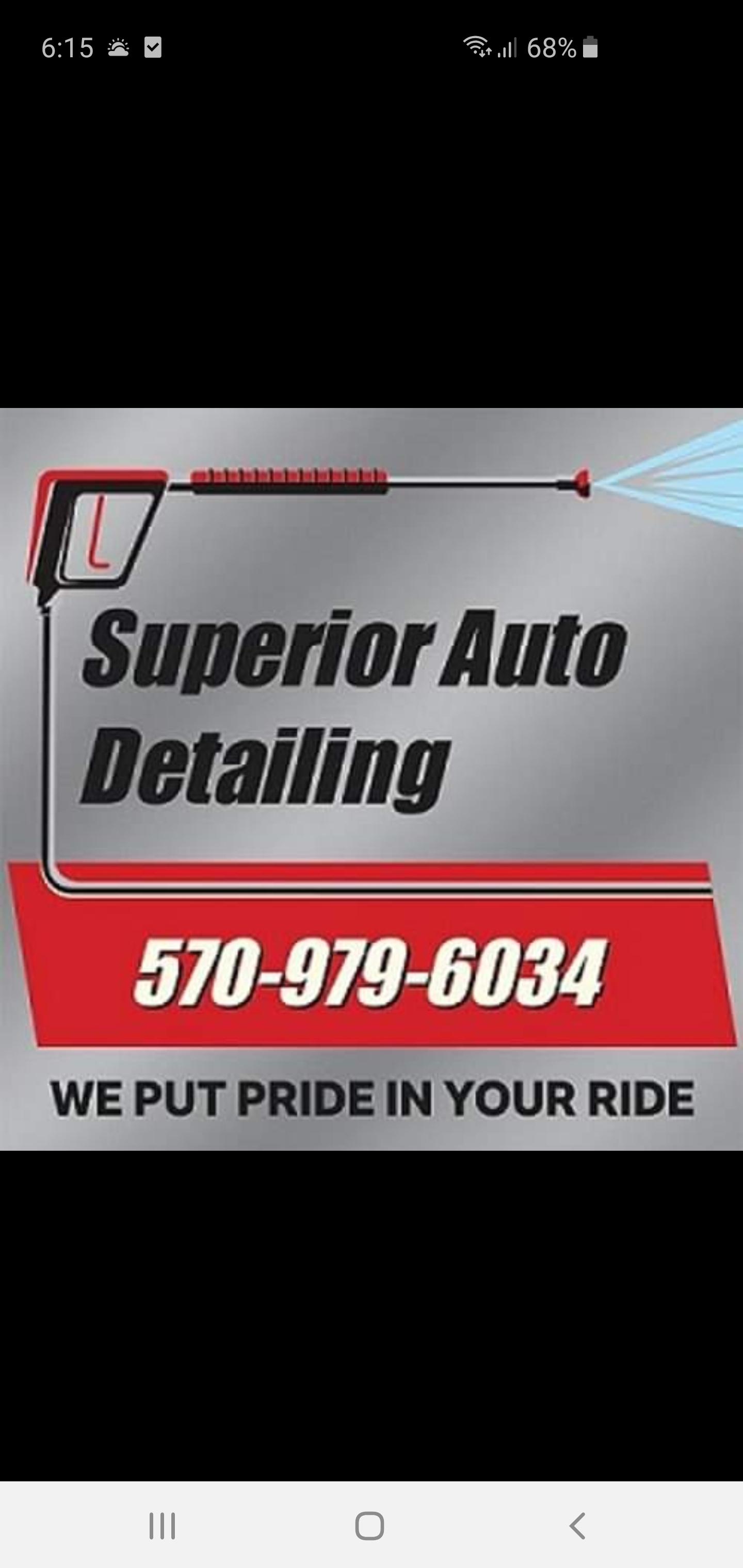 Superior Auto Detailing
