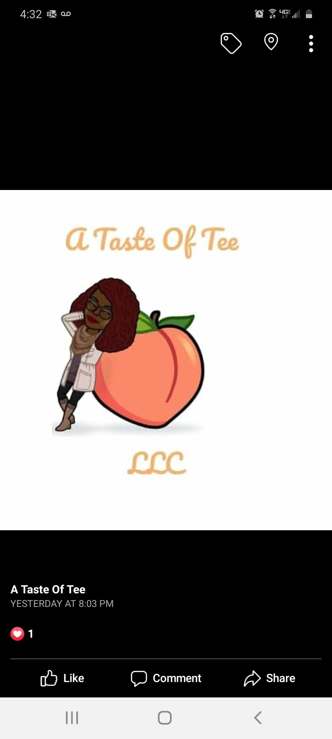 A Taste Of Tee LLC