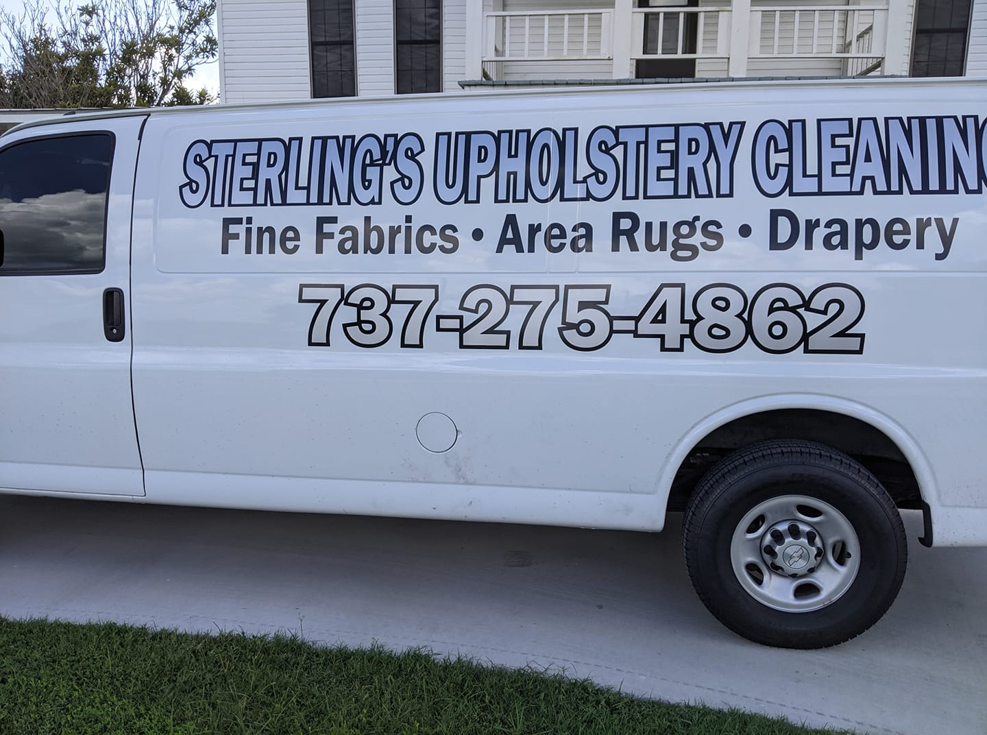 Sterling's Upholstery Cleaning