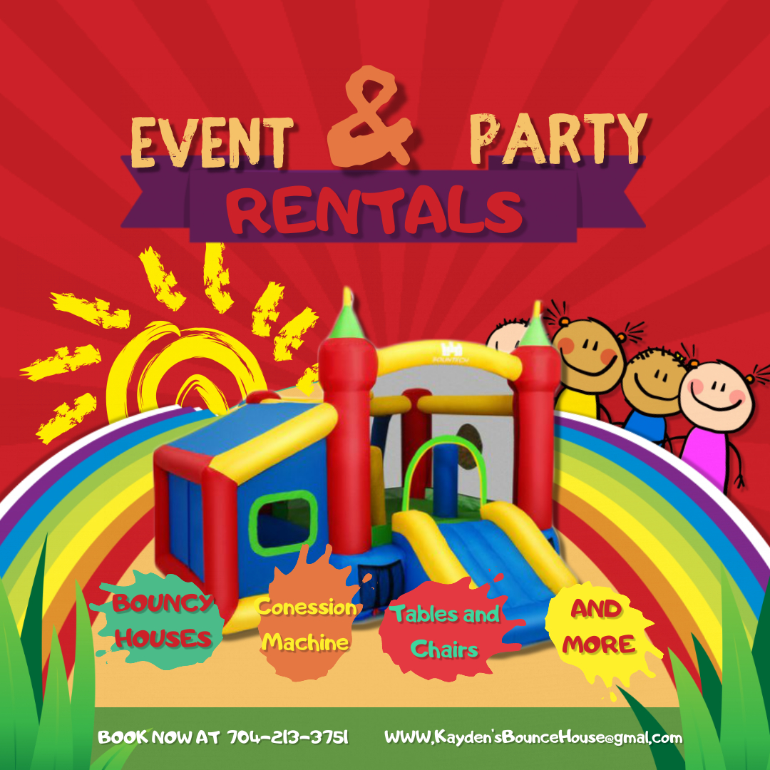 Kayden's Bounce House& Event Party Rental
