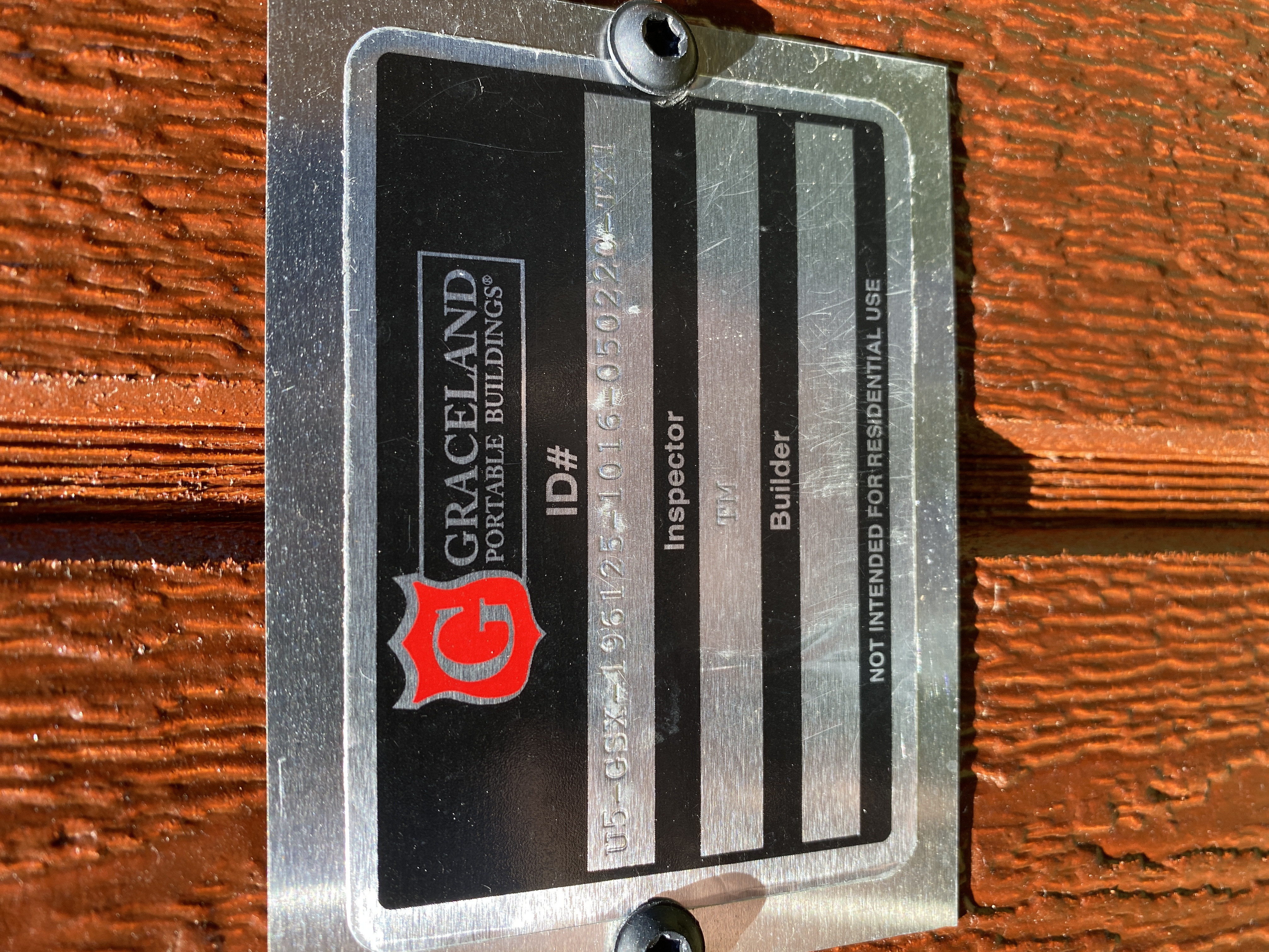 Graceland Portable Buildings of Vidor