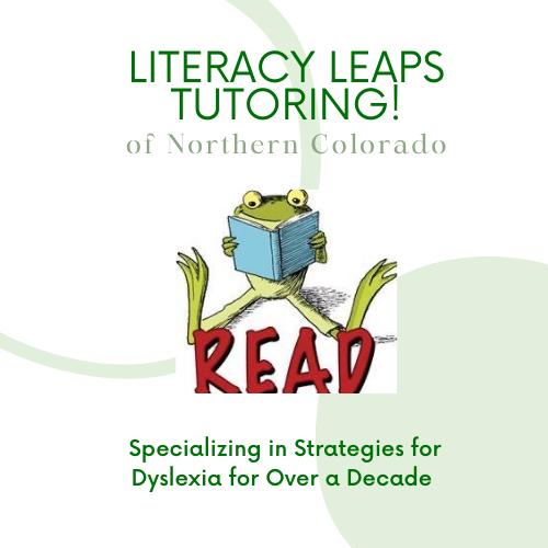 Literacy Leaps Tutoring!