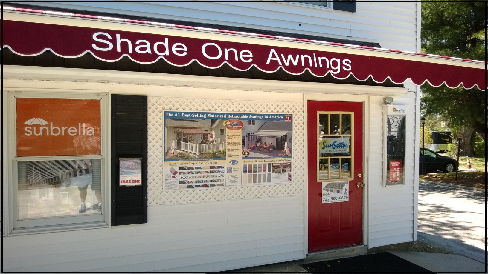 Shade One Awnings