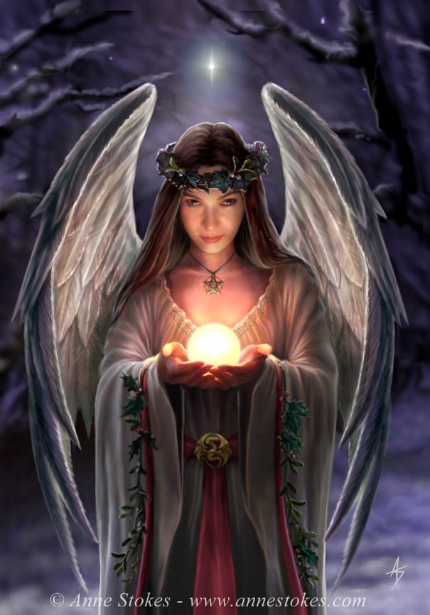 Divine Angelic Blessings