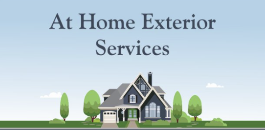 At Home Exterior Services