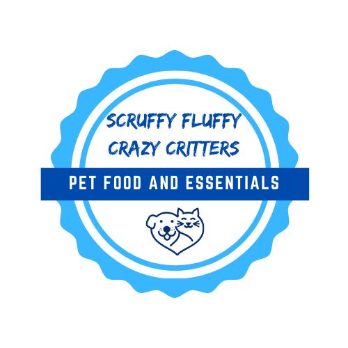Scruffy fluffy crazy critters