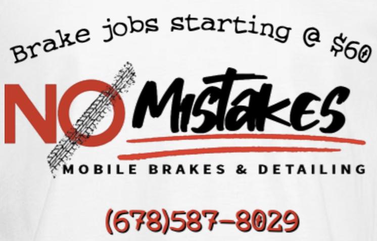 No Mistakes Mobile Brakes