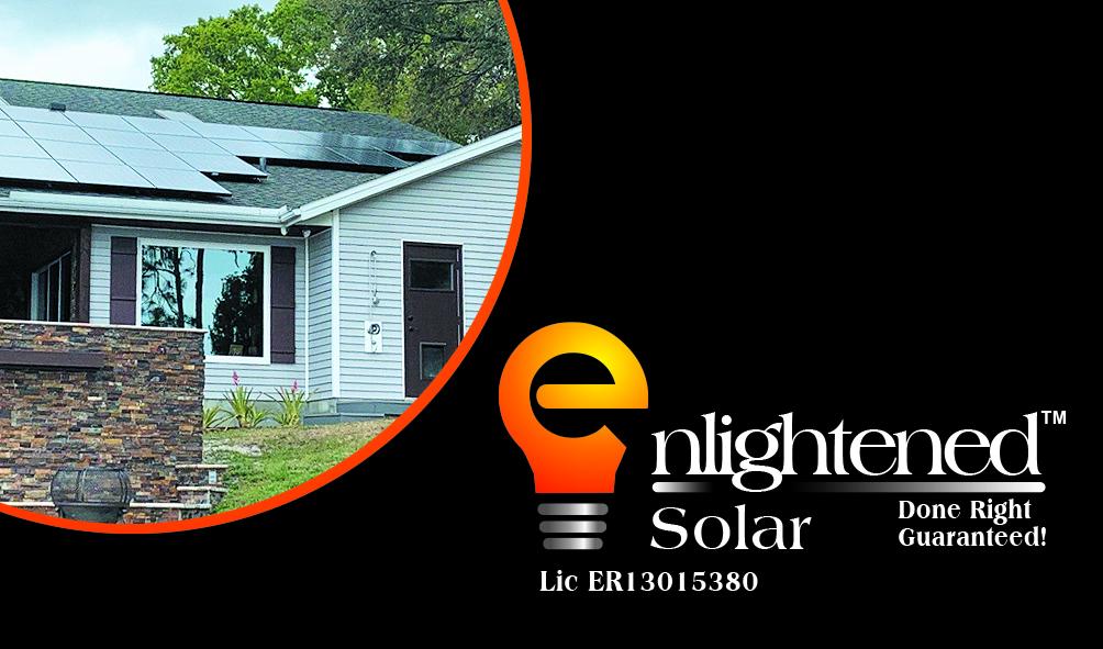 ENLIGHTENED SOLAR LLC