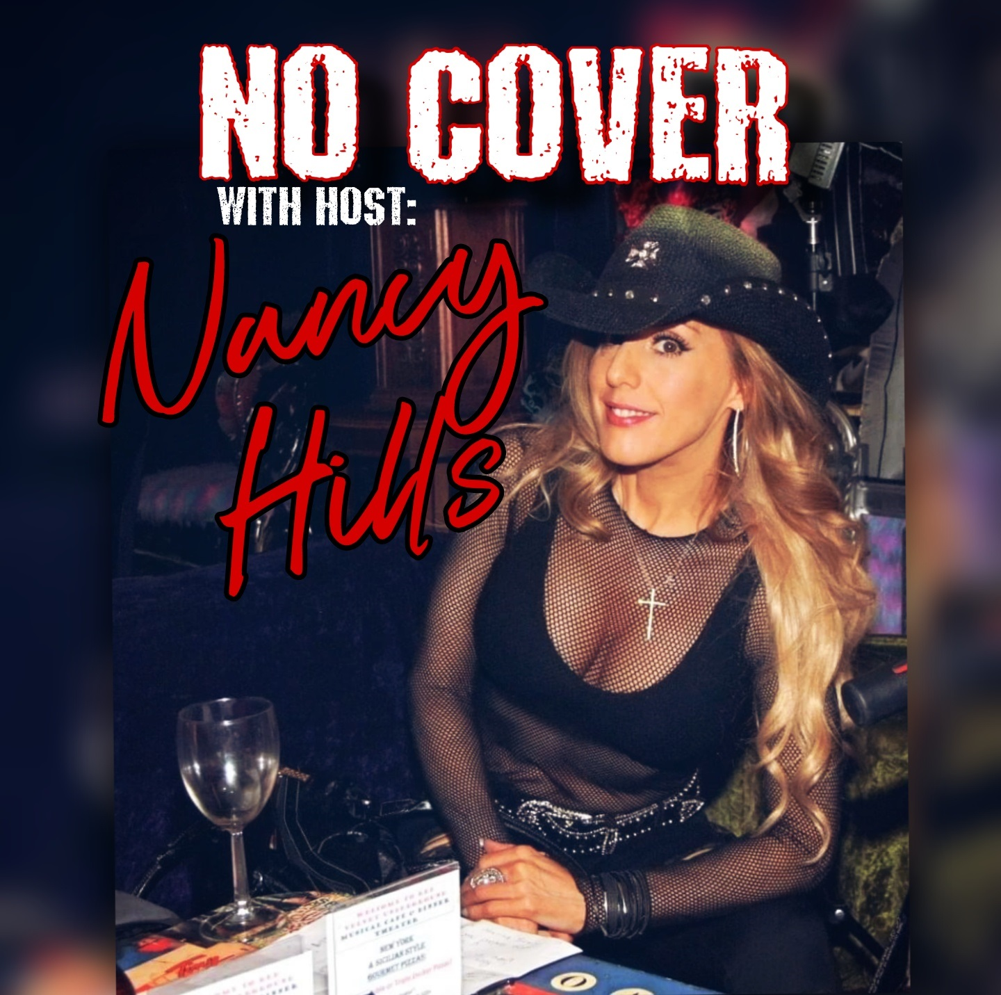 NO COVER with Nancy Hills