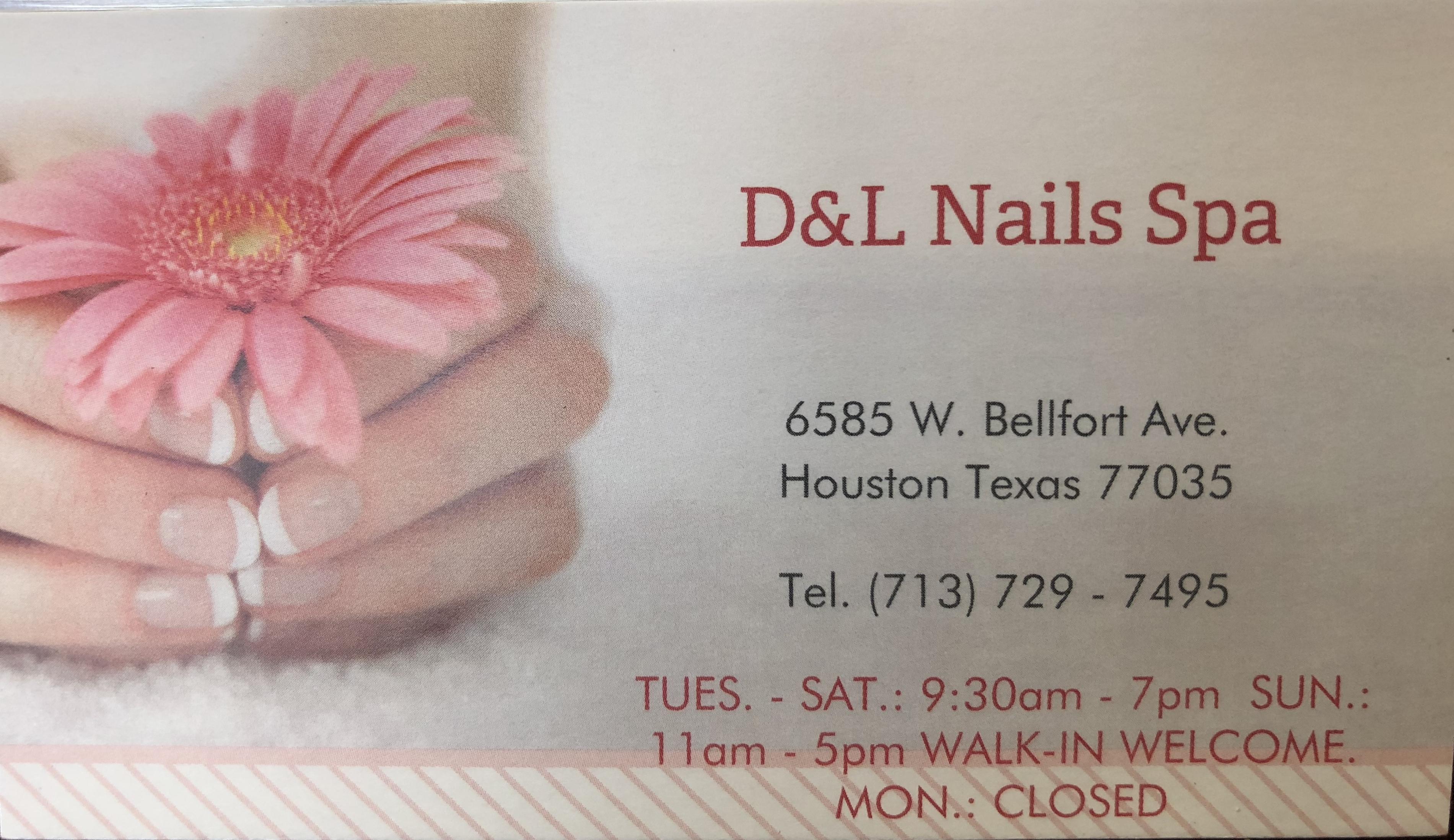 D&L Nails Spa