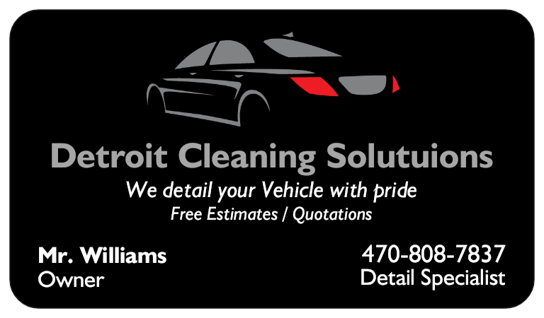 Detroit Cleaning Solutions