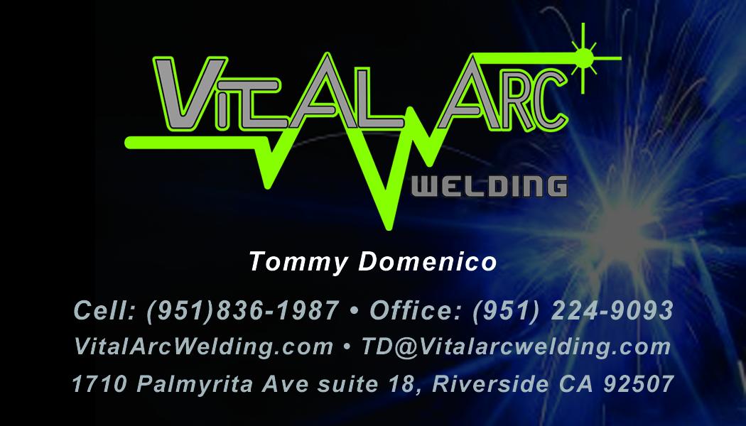 Vital Arc Welding
