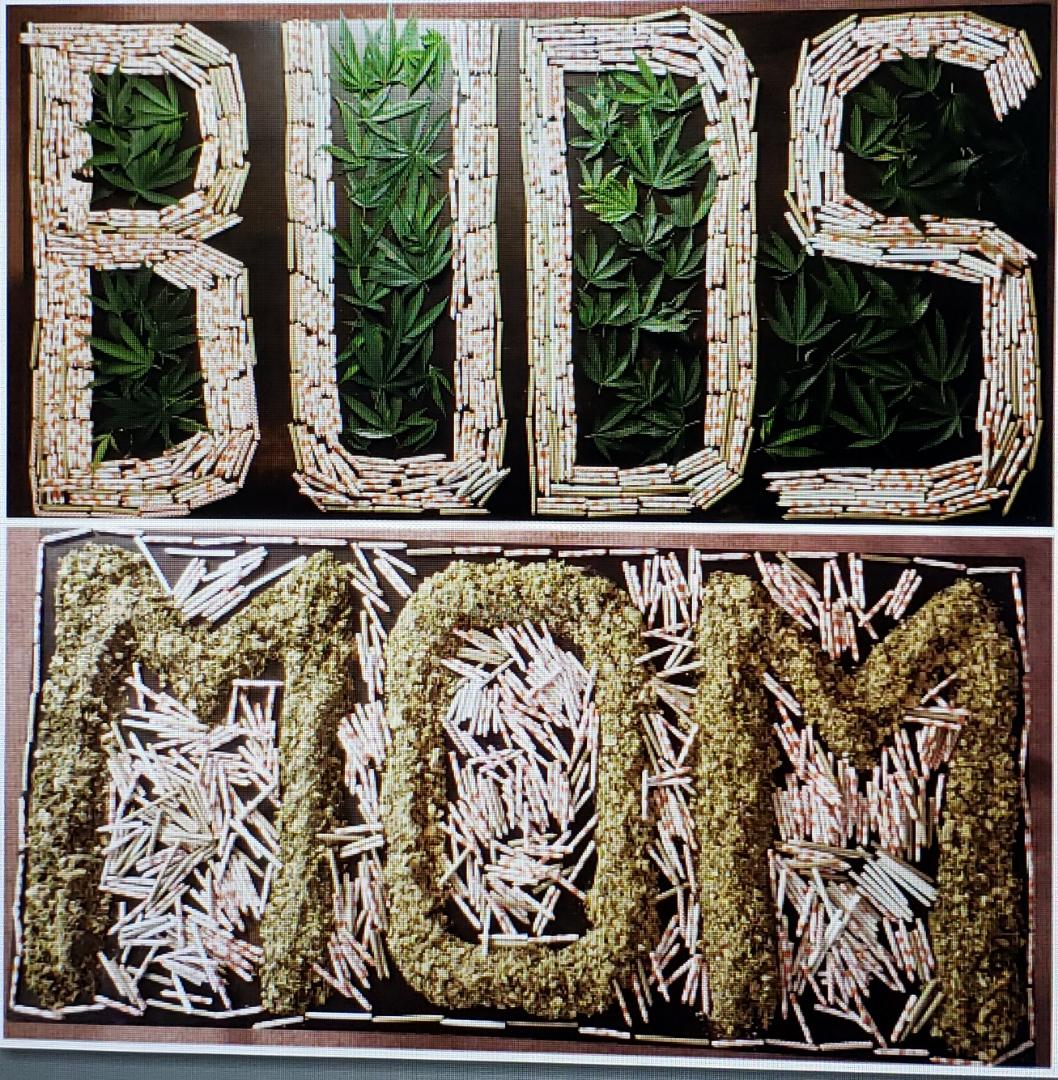 Tharon's Cannabis Art