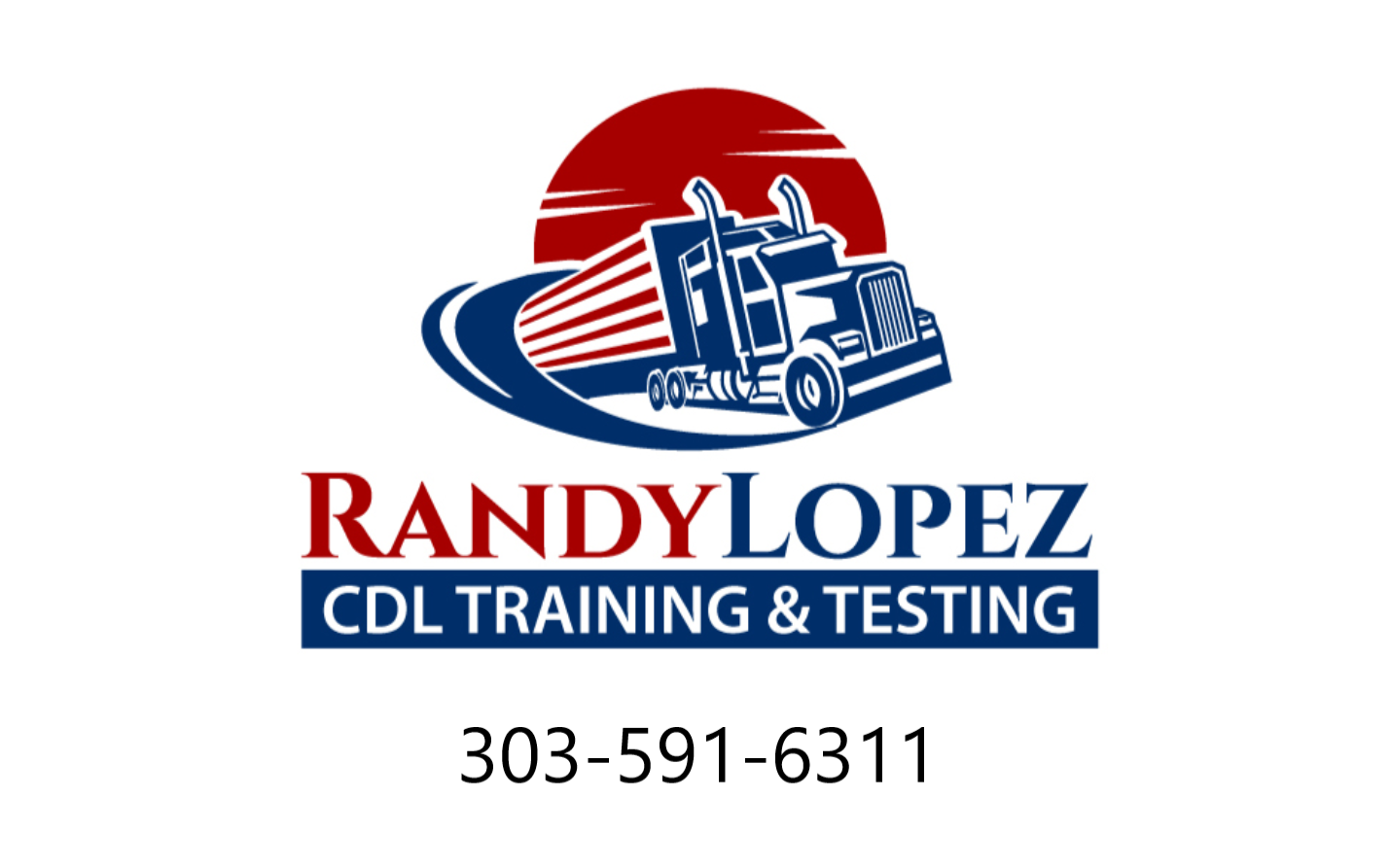 Randy Lopez CDL Testing and Training