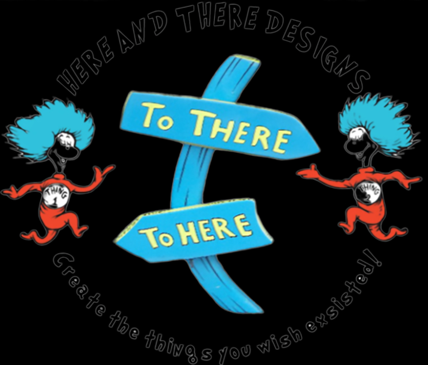 Here & There Designs