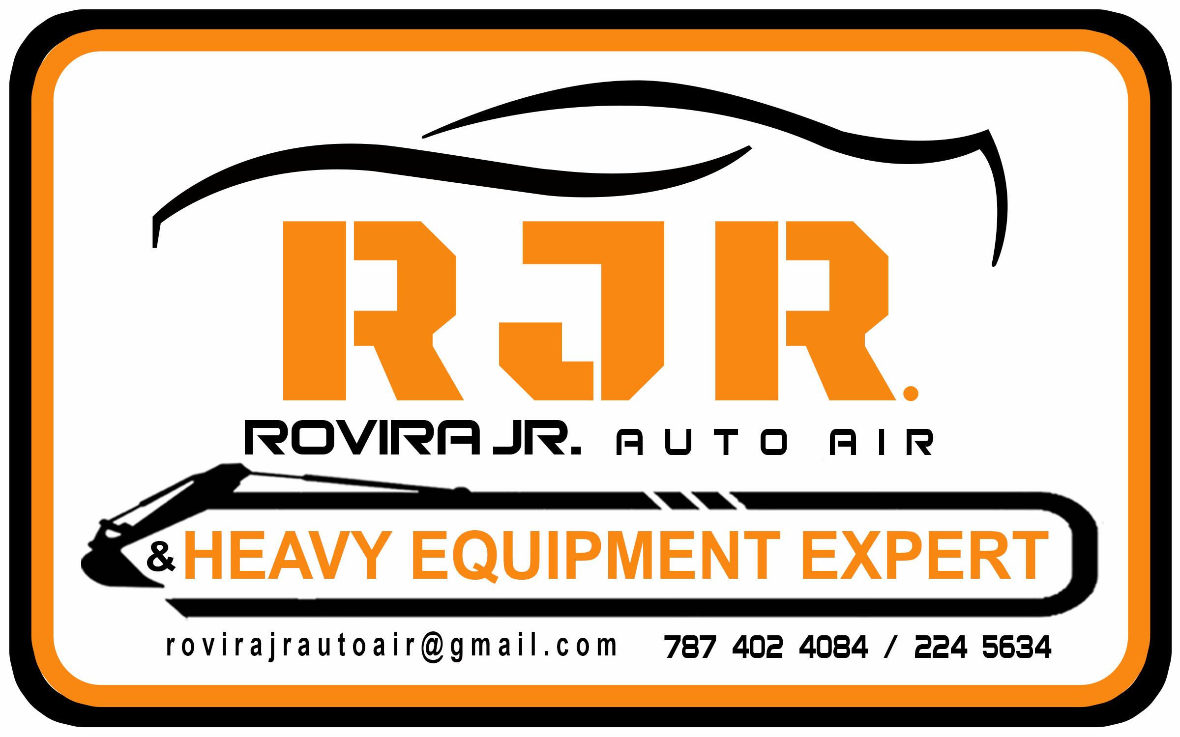 Rovira jr auto air