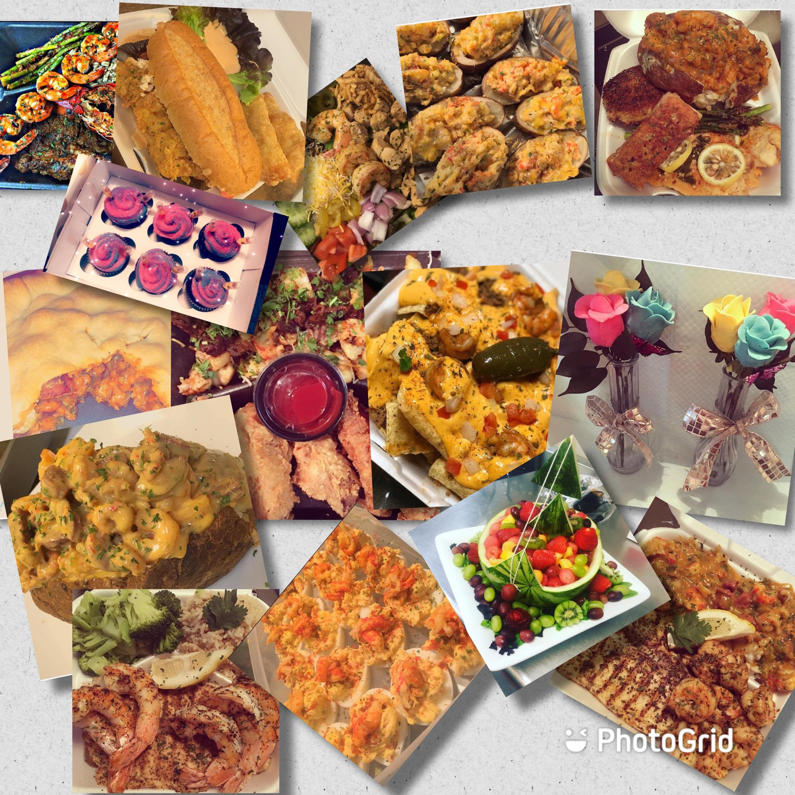 LexiTheTruth Catering