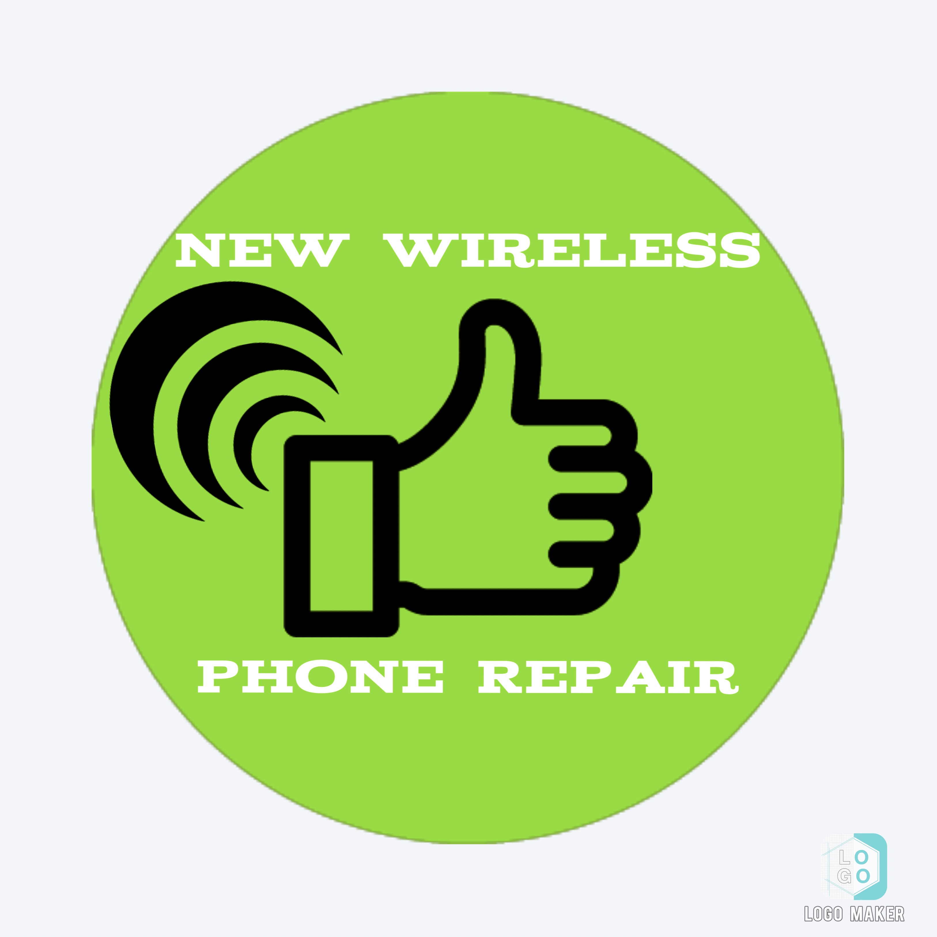 New wireless cellphone repair