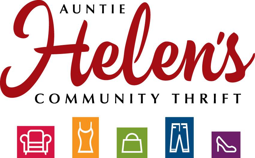 Auntie Helen's charity Thrift