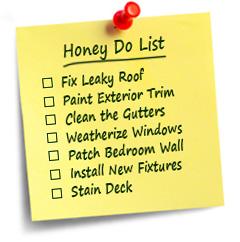 Honey-Do List Handyman & Landscaping Services