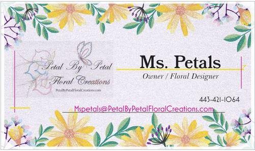 Petal by Petal Floral Creations