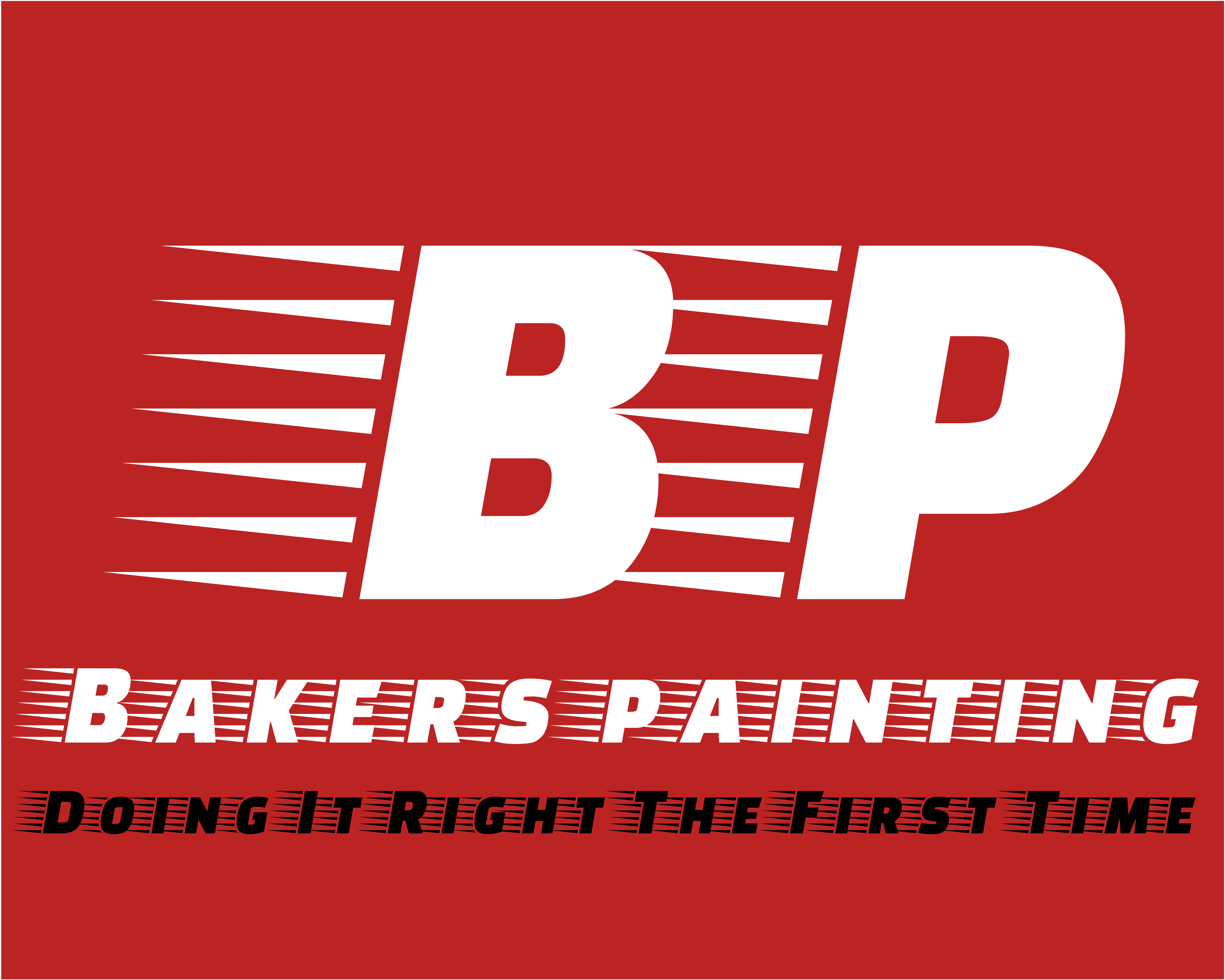 Bakers Painting