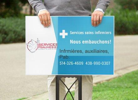 Services Psaumes 23 Inc. Placement en soins de santé