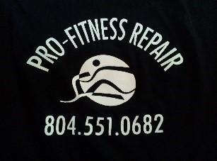 Pro-Fitness repair
