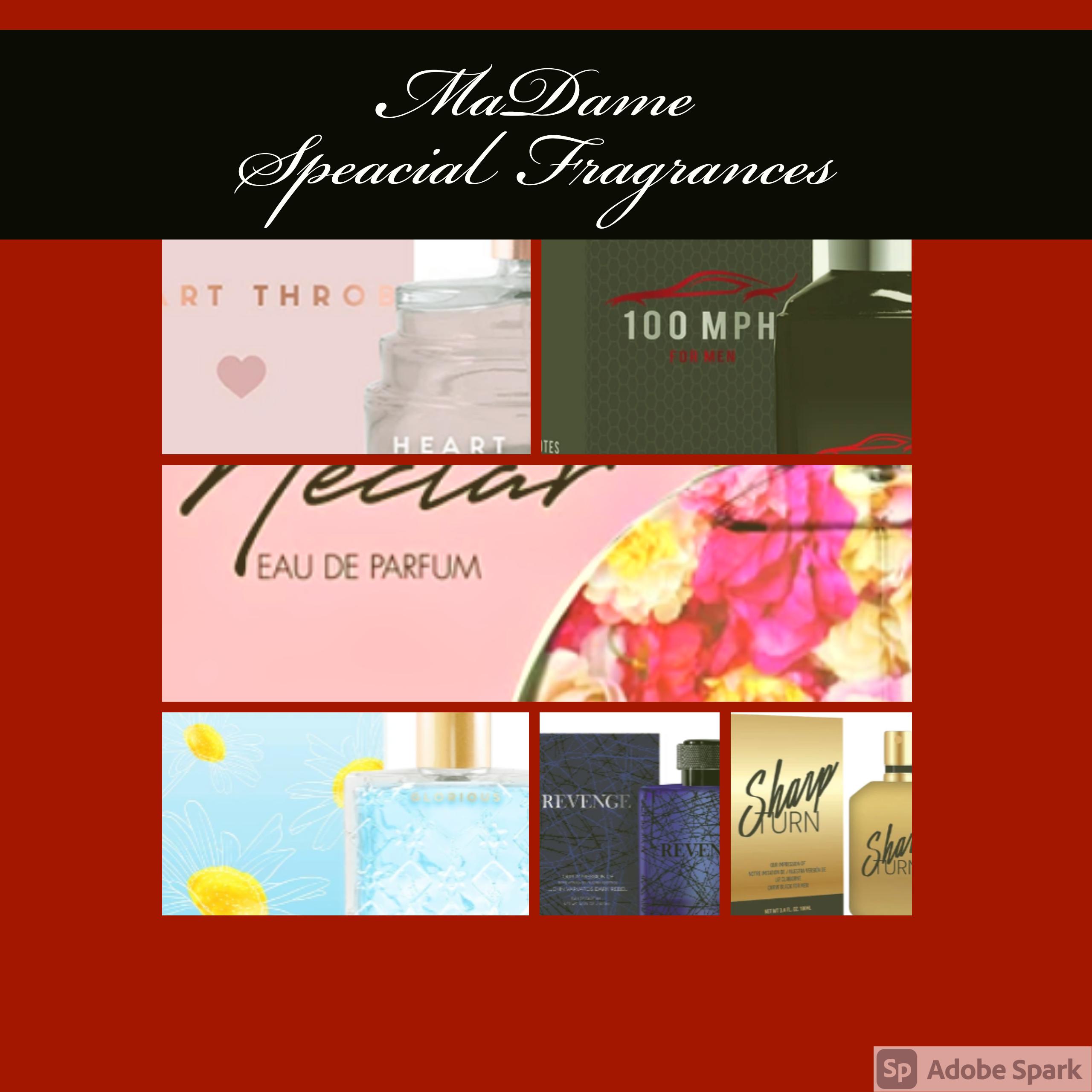 MaDame Special Fragrances