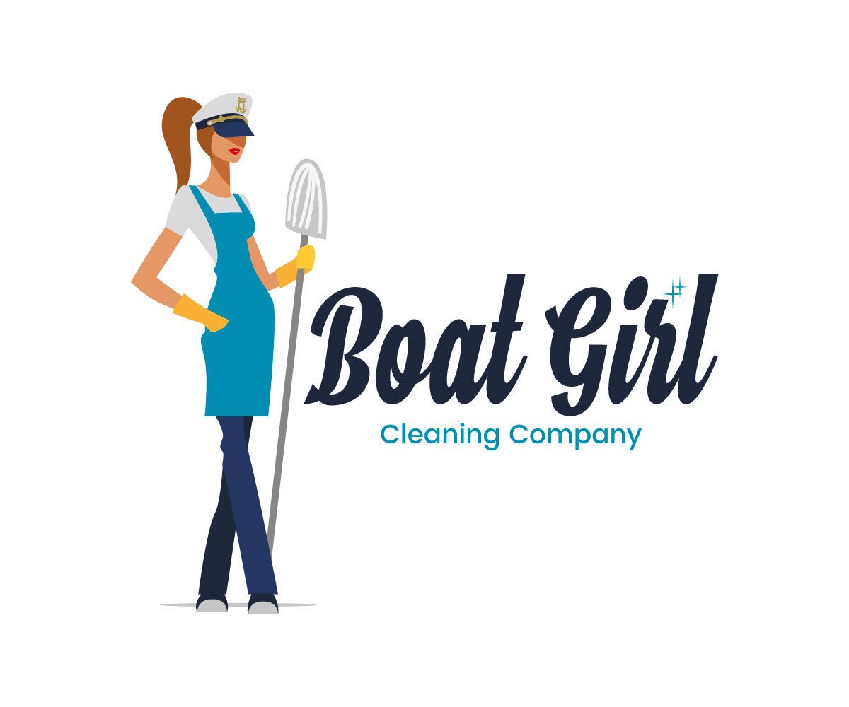 boat girl cleaning company