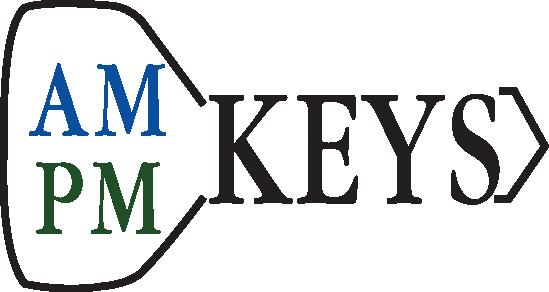 AM/PM Keys