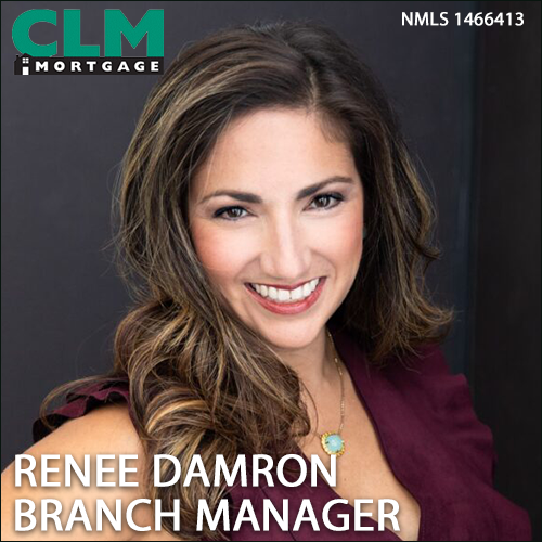 Renee Damron with CLM Mortgage