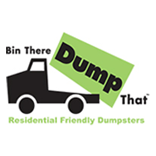 Bin There Dump That Howard County Dumpster Rentals