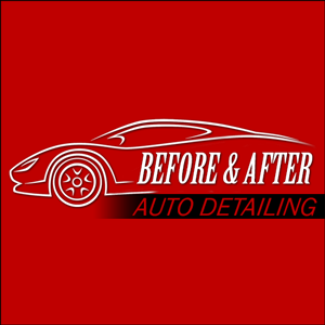 Before & After Auto Detailing