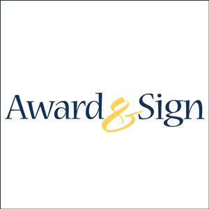 Award & Sign