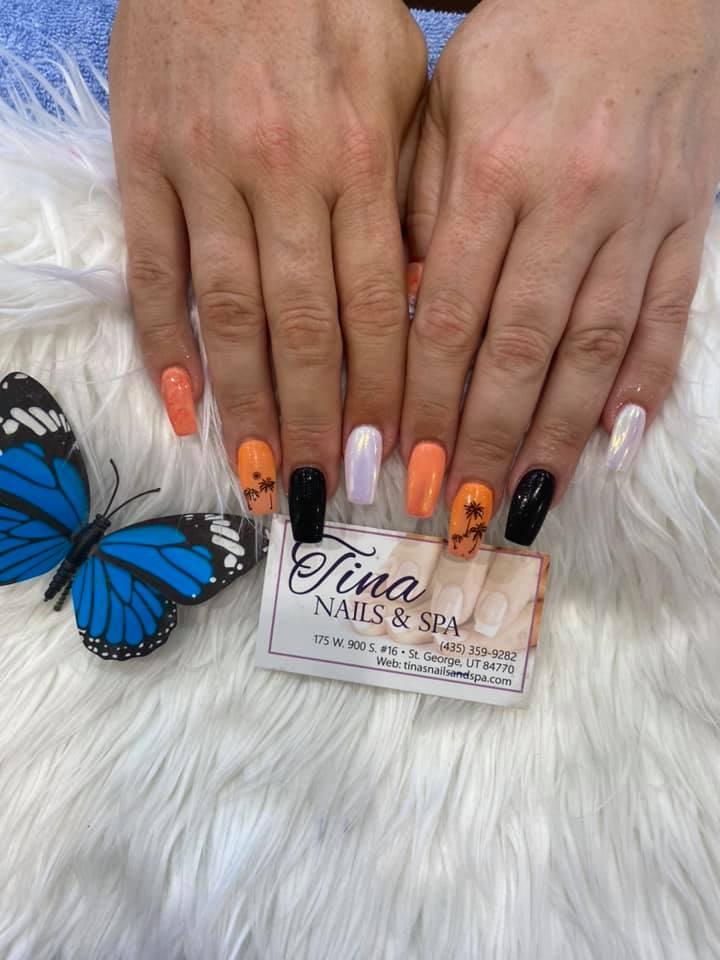 Tina Nails & Spa