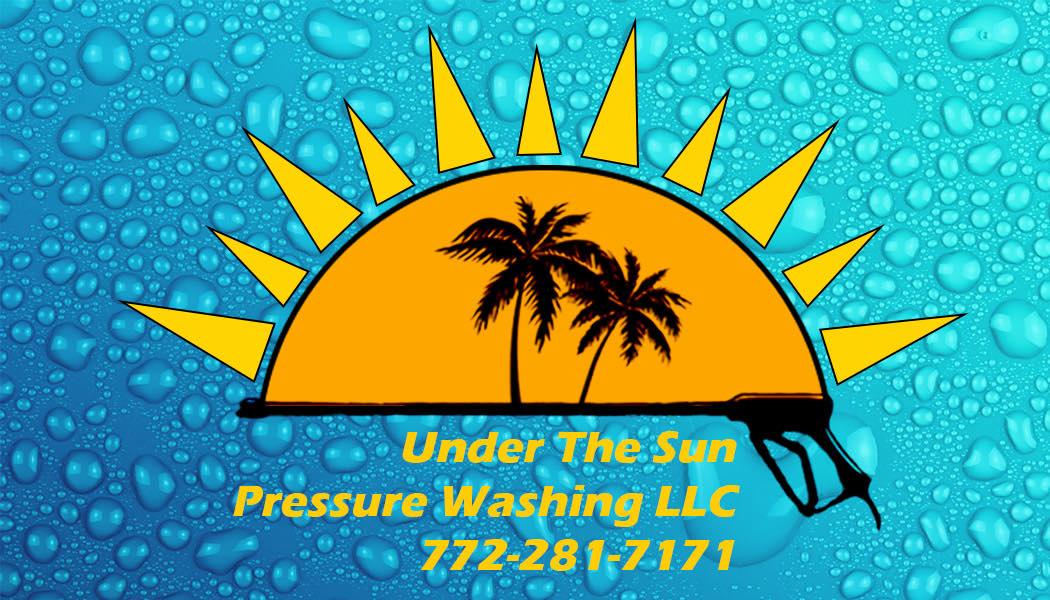 Under The Sun Pressure Washing LLC