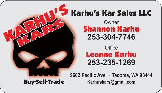 Karhus Kars Sales LLC