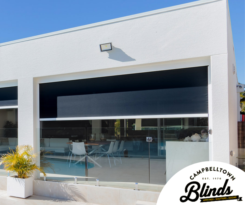 Campbelltown Blinds, Shutters, Awnings and Security Doors