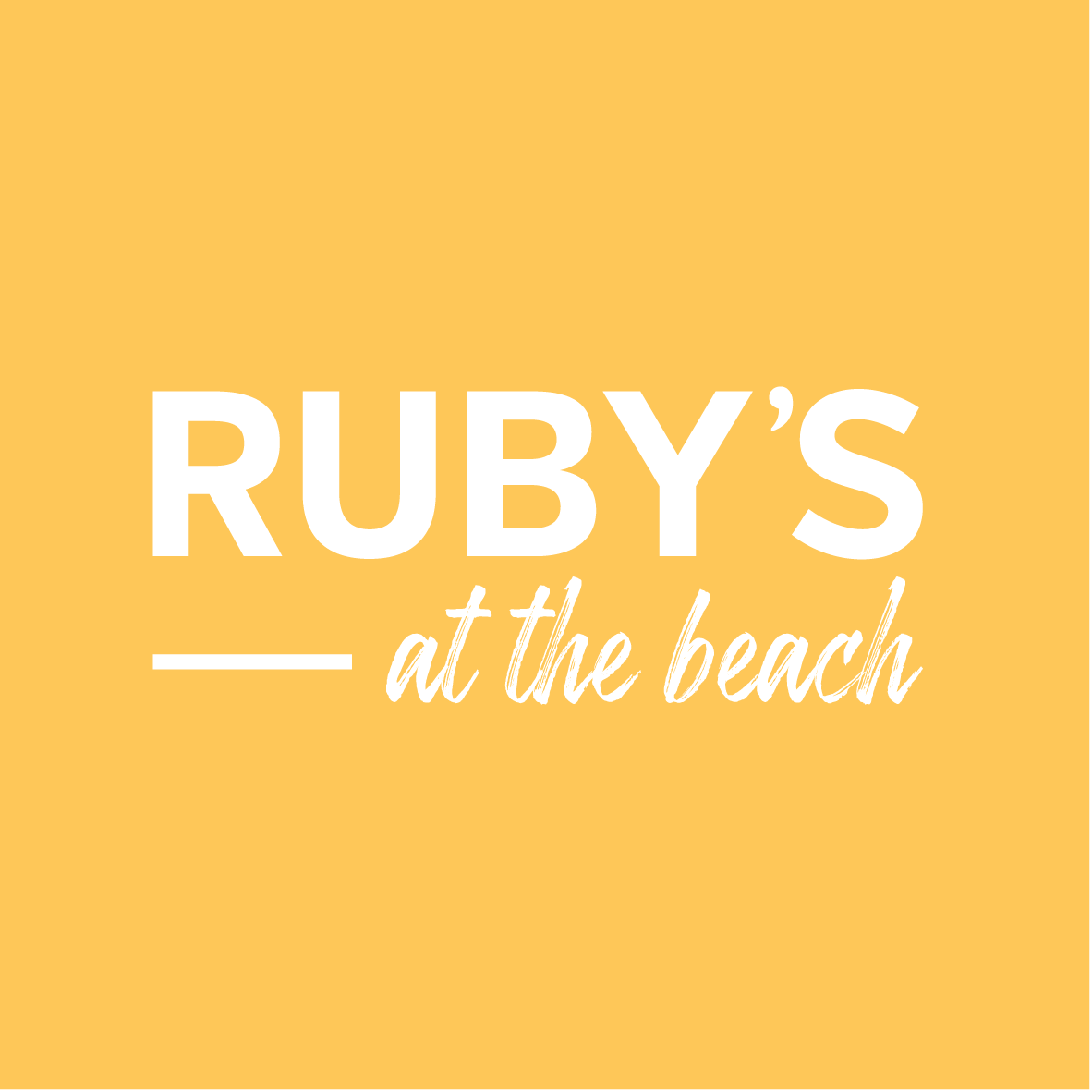 Ruby's At The Beach
