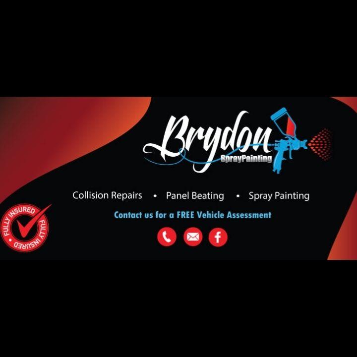 Brydon SprayPainting