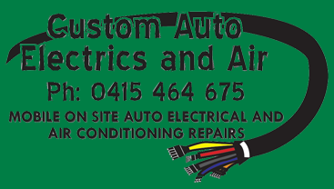 Custom Auto Electrics and Air