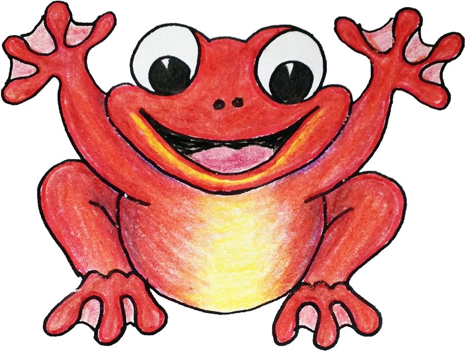 Red Frog For Families