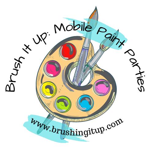 Brush It Up Mobile Paint Parties