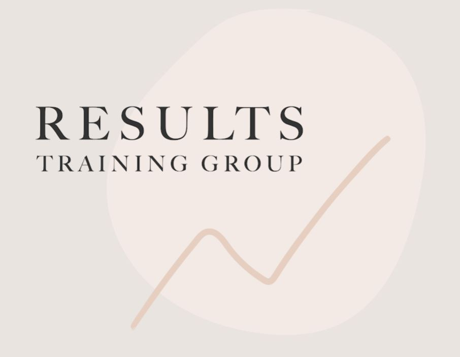 Results Training Group